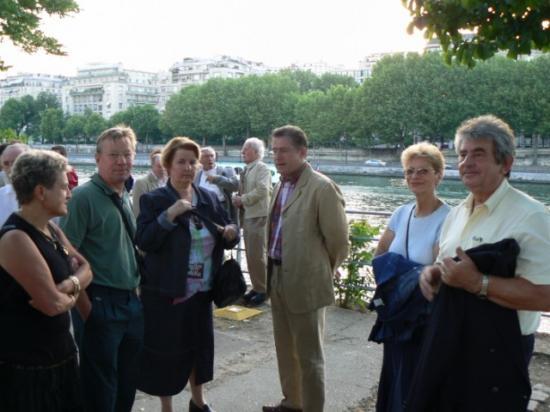 Croisière sur le Seine