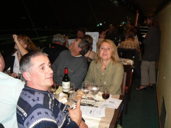Dîner spectacle à l'hippodrome de Vincennes (18)
