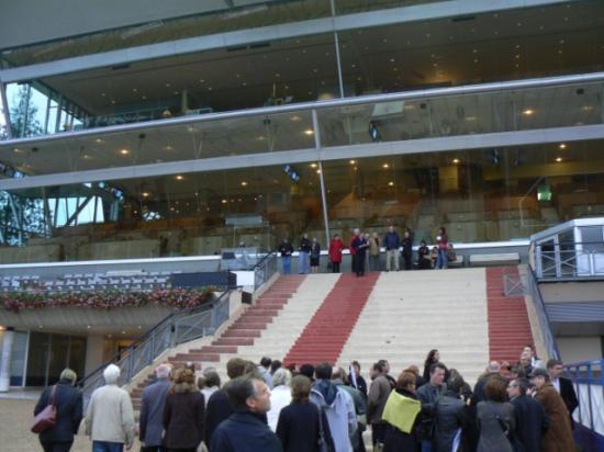 Dîner spectacle à l'hippodrome de Vincennes (2)