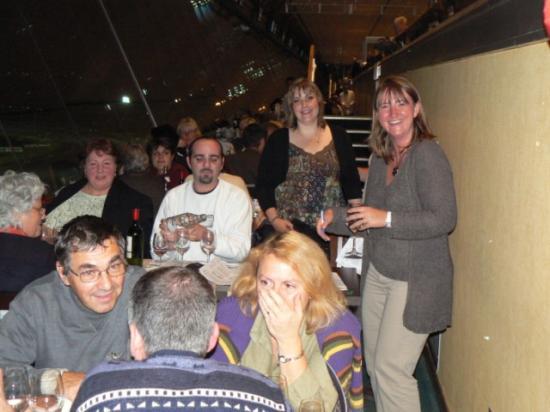 Dîner spectacle à l'hippodrome de Vincennes (20)
