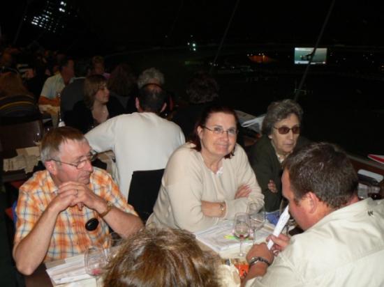 Dîner spectacle à l'hippodrome de Vincennes (23)