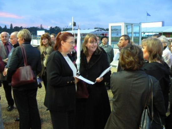 Dîner spectacle à l'hippodrome de Vincennes (9)