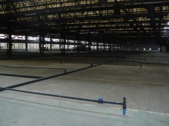 PCA.09- Bt. 07 Dépollution  des sols ateliers hydrauliques