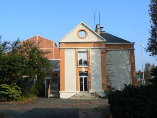 PCA.14- Bt.16 Le pavillon & infirmerie
