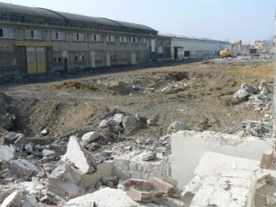 PCA.35- Au fond casse de la centrale copeux & incendie