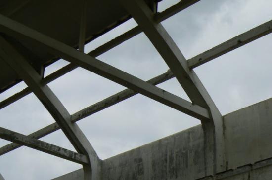 PCA.71- Les ex verrières du dôme