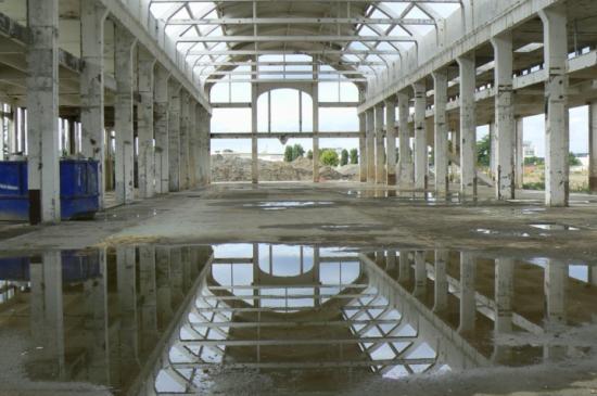 PCA.72- Jeux d'eau et  de reflets