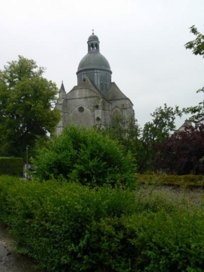 PR0V. (30).Le dôme de l'église St. QUIRIACE [DVD (NTSC)]