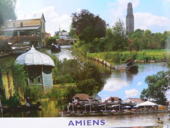 Une Journée à Amiens